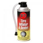 Spray Επισκευής Ελαστικών - Αφρός Βουλκανισμού V7 Expert 650ml