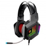 Stereo Gaming RGB Headset 7.1 Ακουστικά με Μικρόφωνο για PC, PlayStation, Laptop, TV