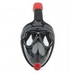 Sub Full Face Snorkel Tempered Mask - Ολοπρόσωπη Αντιθαμβωτική Μάσκα με Αναπνευστήρα