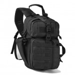 Super Heavy Duty Σακίδιο Πλάτης - Χιαστί Αντικλεπτική Τσάντα για Κάμπινγκ & Ταξίδια 35L - Anti-theft System Backpack