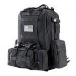 Super Heavy Duty Σακίδιο Πλάτης Στρατιωτικού Τύπου Τσάντα για Ταξίδια - Κάμπινγκ - Κυνήγι