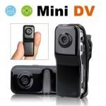 Μίνι Κρυφή Κάμερα & Καταγραφικό Ήχου Super Micro Camcorder & Voice Recorder - Mini DV Action & Spy Camera