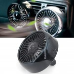 Super Μίνι Ανεμιστήρας USB Αυτοκινήτου για Αεραγωγό ή Ταμπλό με Βεντούζα - Mini Vehicle Air Outlet Fan