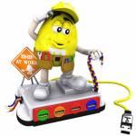 USB Hub 4 θυρών M&Ms
