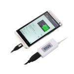 USB TESTER Επαγγελματικό Βολτόμετρο, Αμπερόμετρο με Μνήμες & Ένδειξη Κατάστασης Μπαταρίας