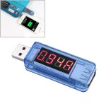 USB Tester - Μετρητής Τάσης και Έντασης Ρεύματος Θύρας USB