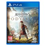 Ubisoft Assassin's Creed Odyssey Standard Edition - PS4 & PS5 Action Adventure Game