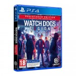 Ubisoft Watch Dogs Legion Resistance Edition - PS4 & PS5 Action Adventure Game