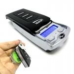 Ultra Mini Ψηφιακή Ζυγαριά Ακριβείας 0,01gr - 100gr - Μπρελόκ Κλειδιών