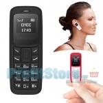 Ultra Mini Κινητό Τηλέφωνο SIM & Bluetooth Ακουστικό Handsfree με Αλλαγή της Φωνής - Mini CellPhone