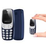 Ultra Mini Κινητό Τηλέφωνο Dual SIM με Bluetooth & Αλλαγή της Φωνής σας - Mini CellPhone