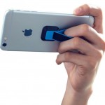 Ungrip Βάση Στήριξης & Δαχτυλίδι Τηλεφώνου με Velcro