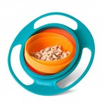 No Spill Bowl - To έξυπνο Μπωλ για Παιδιά, που συγκρατεί στη Θέση του το Γεύμα