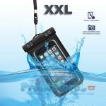 Universal Αδιάβροχη Θήκη XXL ΙΙ για Κινητά Τηλέφωνα και Smartphones