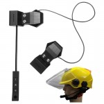 Universal Ακουστικά & Μικρόφωνο Bluetooth Μηχανής - Handsfree Σύστημα Ενδοεπικοινωνίας Μηχανών με Κλιπ - Μοτοσυκλέτας & Ομιλίας για το Κράνος