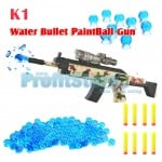 Water Bullet Paint Ball Gun K1 - YH928