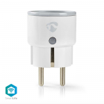 Wi-Fi Smart Plug 10A με Μετρητή Κατανάλωσης Ενέργειας