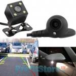 Σετ 2 x Κάμερα Εξωτερικού Καθρέπτη & Οπισθοπορείας Parking Αυτοκινήτου 135° με Νυχτερινή Λήψη - Car Rear View Camera