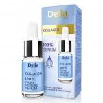 Ορός 100% Serum Προσώπου με κολλαγόνο Serum Collagen Delia Cosmetics 10ml