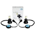 Φώτα Αυτοκινήτου 4x COB LED H7 40W 4000LM 9V-36V FULL CAN BUS