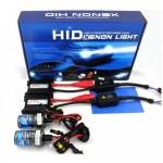 Φώτα XENON H7 Αυτοκινήτου ECO-X Πλήρες Kit H.I.D. 6000k με Λευκό Φως