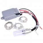 Φώτα XENON Universal Conversion Kit H6 Μοτοσυκλέτας - Πλήρες Σετ H.I.D. 6000k Slim