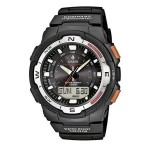 Ρολόι CASIO Collection Sports Gear Black Resin Strap SGW-500H-1BVER
