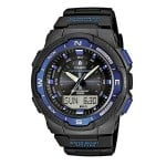 Ρολόι CASIO Collection Sports Gear Black Resin Strap SGW-500H-2BVER