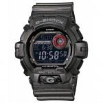 Ρολόι CASIO G-Shock Digital Black Rubber Strap G-8900SH-1ER