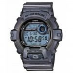 Ρολόι CASIO G-ShoAck Digital Blue Rubber Strap G-8900SH-2ER