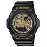 Ρολόι CASIO G-Shock Anadigi Black Rubber Strap GA-300A-1AER