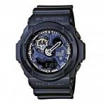 Ρολόι CASIO G-Shock Anadigi Blue Rubber Strap GA-300A-2AER