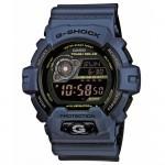 Ρολόι CASIO G-Shock Tough Solar Digital Black Rubber Strap GR-8900NV-2ER