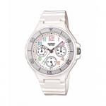 Ρολόι CASIO Collection White Rubber Strap ELM-LRW-250H-7BVEF