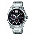 Ρολόι CASIO Collection Stainless Steel Bracelet MTP-1355D-1AVEF