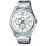 Ρολόι CASIO Collection Stainless Steel Bracelet MTP-1355D-7AVEF