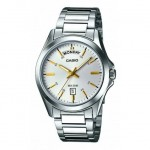 Ρολόι CASIO Collection Stainless Steel Bracelet MTP-1370D-7A2VEF