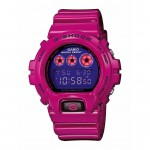 Ρολόι CASIO G-SHOCK Digital Fuchsia Rubber Strap DW-6900PL-4ER