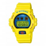Ρολόι CASIO G-SHOCK Digital Yellow Rubber Strap DW-6900PL-9ER