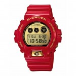 Ρολόι CASIO G-SHOCK 30th Anniversary Limited Edition Red Rubber Strap DW-6930A-4ER