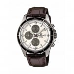 Ρολόι CASIO Edifice Brown Leather Strap EFR-526L-7AVUEF