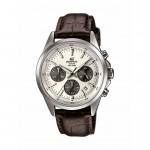 Ρολόι CASIO Edifice Brown Leather Strap EFR-527L-7AVUEF
