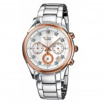 Ρολόι CASIO SHEEN Crystal Ladies Stainless Steel SHN-5003PS-7AEF