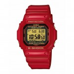 Ρολόι CASIO G-SHOCK 30th Anniversary Limited Edition Red Rubber Strap GW-M5630A-4ER