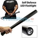 Φακός LED 250LM Αυτοάμυνας ( Γκλοπ ) - κατάλληλος για τα σώματα ασφαλείας