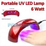 Φουρνάκι LED UV Νυχιών 6W για Επαγγελματικό Ημιμόνιμο Μανικιούρ - Πεντικιούρ