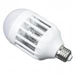 Λάμπα LED και Ηλεκτρονική Εντομοπαγίδα 2 σε 1 Mosquito Killer 12W E27
