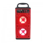 Φορητό Hχοσύστημα USB-SD Mp3 Multimedia Player Speaker - JHW-909