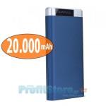 Μεγάλο Power Bank - Μπαταρία Φορτιστής 20000mAh Heavy Duty με 2 Θύρες USB