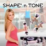 Επαναστατικό Βαράκι Γυμναστικής Shape Ν Tone